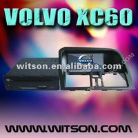 WITSON VOVLO XC60 CAR DVD RADIO with Built-in TV tuner
