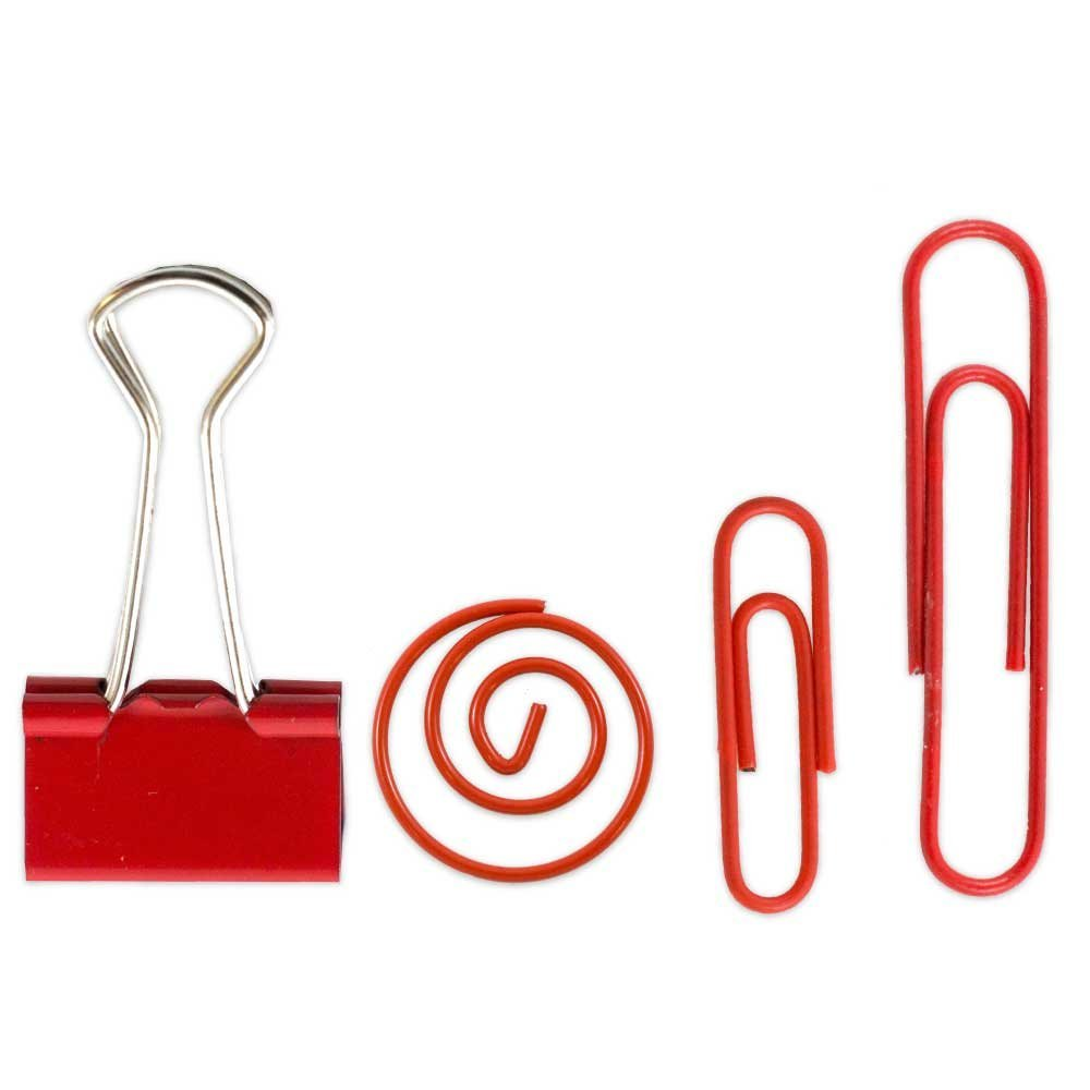 red paper clip What if is a constant state of questioning and underlying doubt kyle macdonald started with a red paperclip and traded it for a pen.