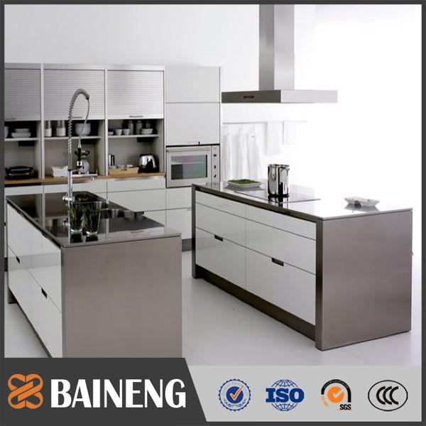 durable gabinete de cocina brillo mate acabado lacado mdf para cocina moderna diseos con laminados puerta