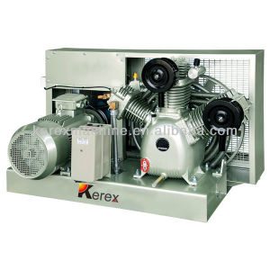 30bar water cooled high pressure air compressor EW20030
