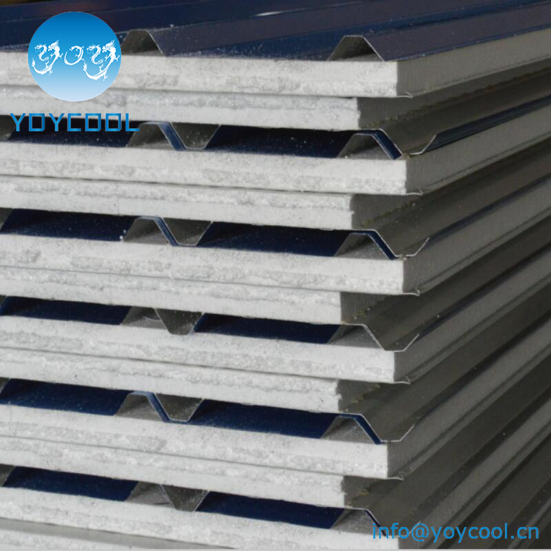 Hot sell eps many size factory promotion insulatedsandwich panels