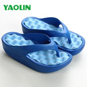 9294b7441d0d ... Summer Beach Sandal Slipper. Best Seller Custom Color Accept Balance  Massage Slippers Woman Slide Sandals