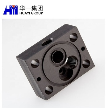 Custom cnc milling machine clamps precision vertical milling hardware