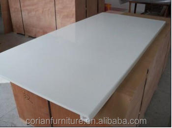 Charmant Made In China Acrylic Solid Surface Kitchen Countertop Vanity Cpountertop  Corian Tabletop