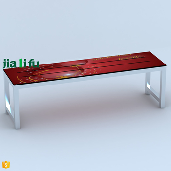 Compact Laminate Hpl Office Bench Seating Top For Holiday Christmas