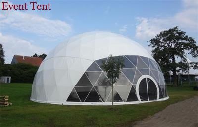 China Supplier Outdoor Bell 6m Geodesic Dome Tent Kit For C&ing & China Supplier Outdoor Bell 6m Geodesic Dome Tent Kit For Camping ...
