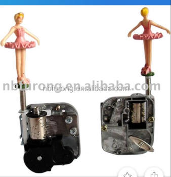 Hot Sell Music Box Mechanism With A Dancing Ballerina Buy