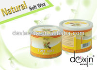 2016 SPA Beauty Products 400ml Natural Soft Body Hair Removal Wax