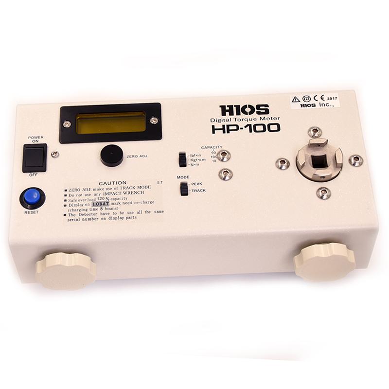 Knokoo HP-100 Hios Digital Screwdriver Torque Meter Big Display Membrane Switch
