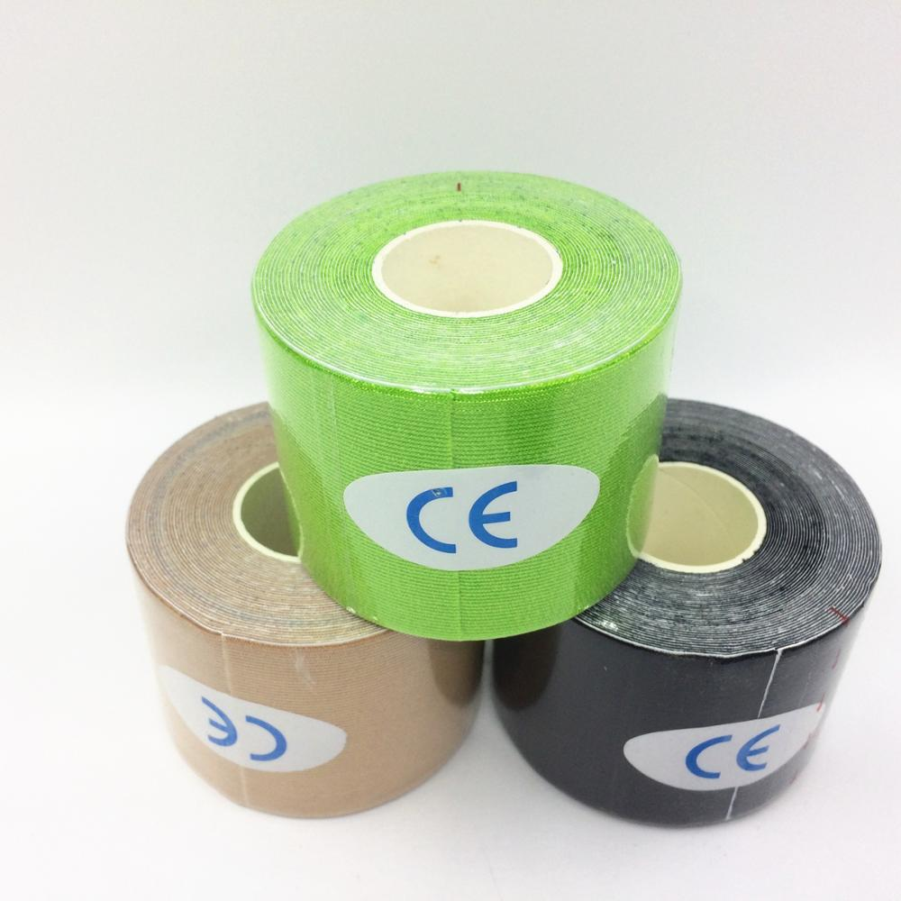 Muscle Sports Tape Waterproof Kinesiology <strong>Protect</strong> Acrylic Glue
