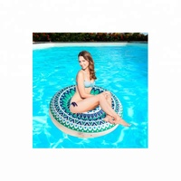 Factory pool float inflatable customized different styles contact us,MANDALA FLOAT , float inflatable pool