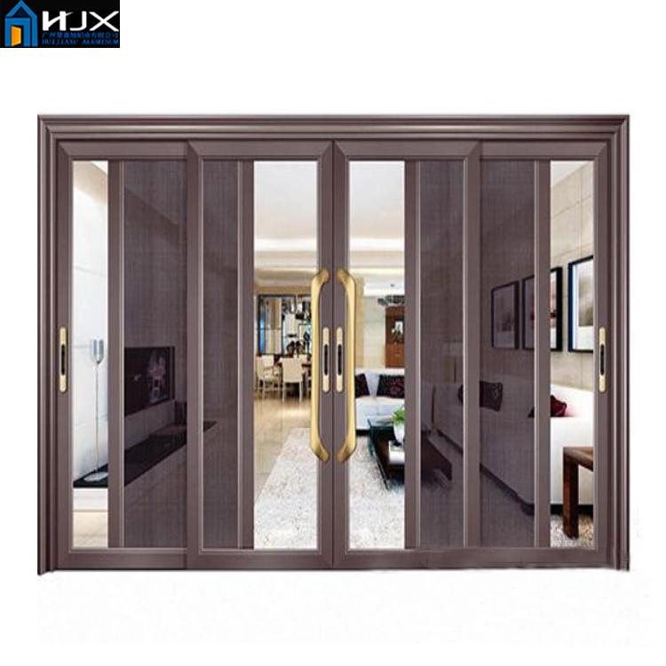 Good Beautiful Finest Vidrio De Aluminio Puerta Corredera Utiliza Las Puertas  Exteriores Para La Venta With Puertas Correderas De Aluminio Para Exteriores  ...