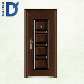 Attrayant Contemporary Modern Style Exterior Steel Security Door Front Door Design