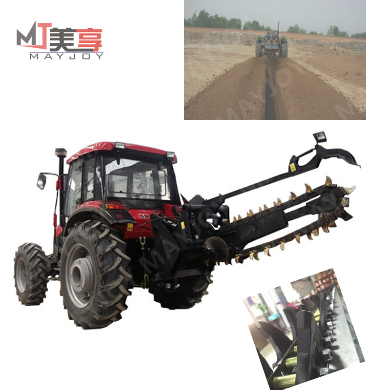 3 point hitch ditch witch trencher small digging machine, View 3 point  hitch ditch witch trencher, Mayjoy Product Details from Zhengzhou Mayjoy  Import