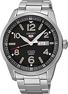 Seiko Mens 5 SPORTS Analog Sport Automatic JAPAN Watch (Imported) SRP619J1