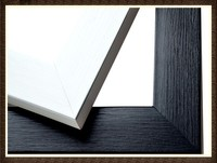 Modern art picture frame with superior workmanship