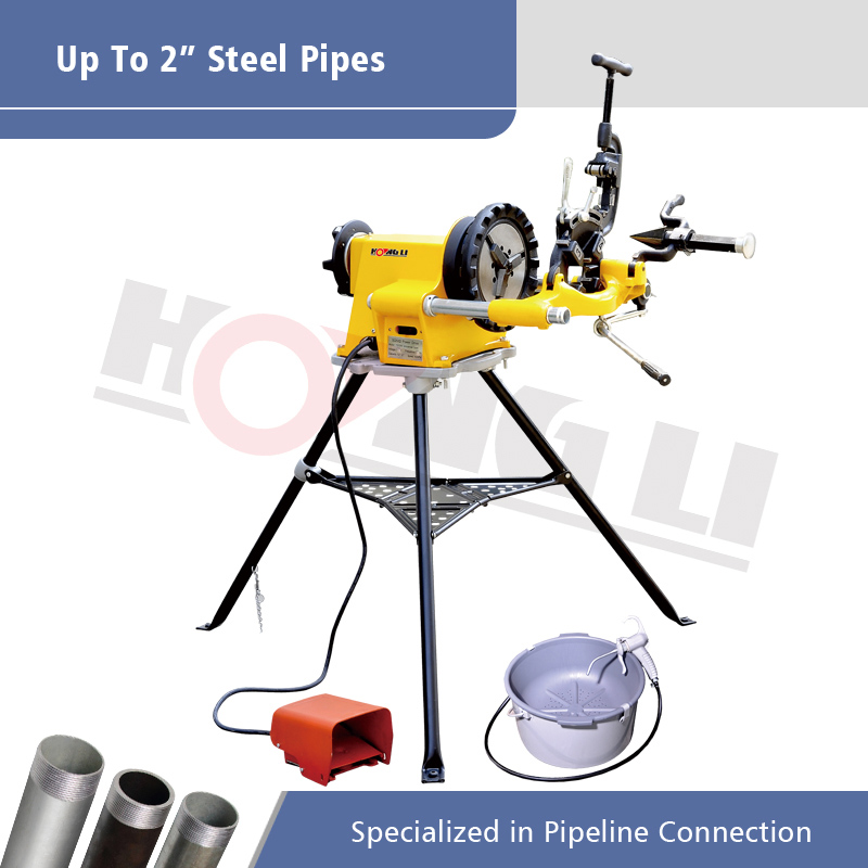 1500W Electric Pipe Threader