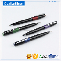 High-end commercial metal roller pen and water pen set for business