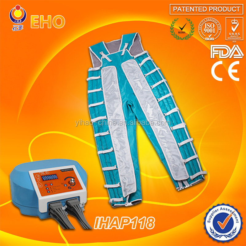 IHAP118 pressotherapy blood circulation therapy for make body young