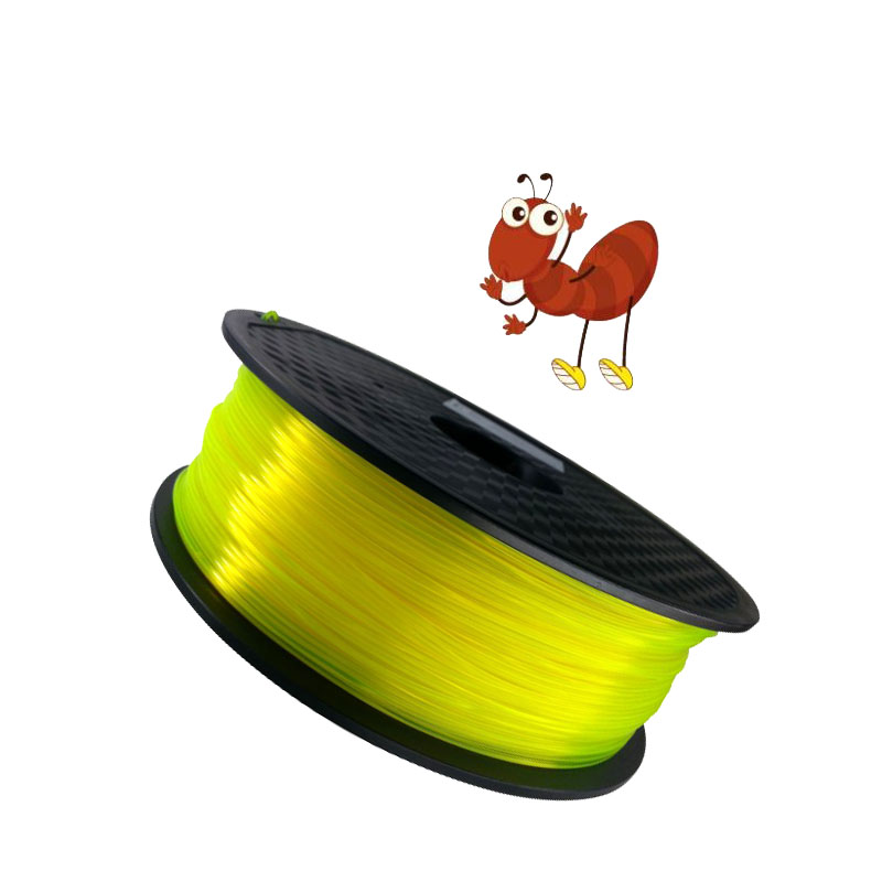 3mm pcl 3d printer gloeidraad 1.75mm 48 kleuren