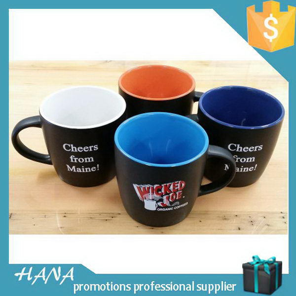 High quality antique ceramic 3 handle mug