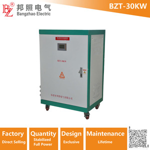 BZT-30KW AC to AC 50Hz to 60Hz Frequency Voltage Converter