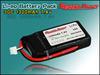 High Performance Great Power Series 7.4V 1300mAh 30C 2s LiPo Battery