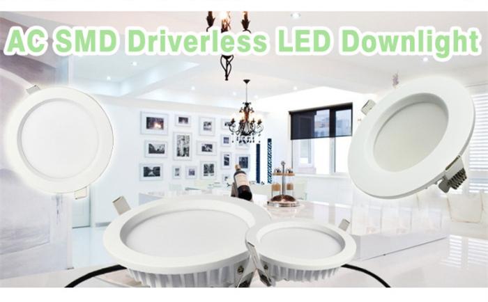 4000k-4500k Daylight Led Suspended Ceiling Light Driverless Led ...