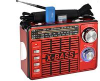 portable retro multiband cheap radio