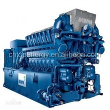 Top Energy MWM BIOGAS GENERATOR SET for sale made in China natural gas alternator generator prices