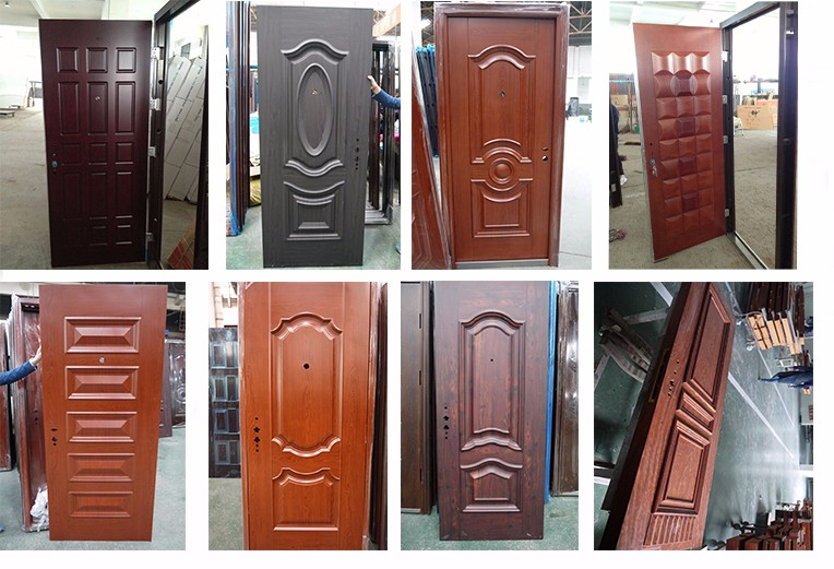 Nigeria exteriror entrance ornamental iron door buy for Door design nigeria