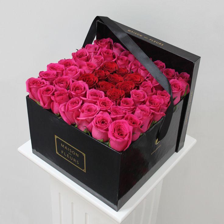 Luxury Custom Paper Flower Bouquet Boxes - Buy Flower Bouquet Boxes ...