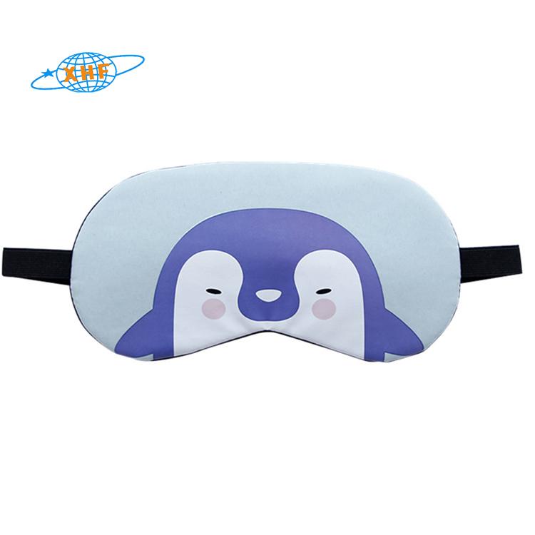 Выдвиженческая Подгонянная мягкая Симпатичная Печать Спящая маска для глаз