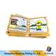 Custom design children story board books buy online / wholesale blank books