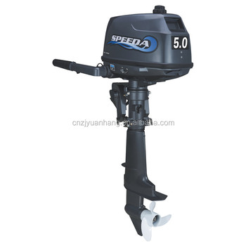 Yadao 6hp 2 Stroke Outboard Motor Engine For Boat Sale