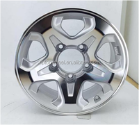 17x9 inch alloy wheel with JWL certificate for ET 0mm pcd 5X150mm