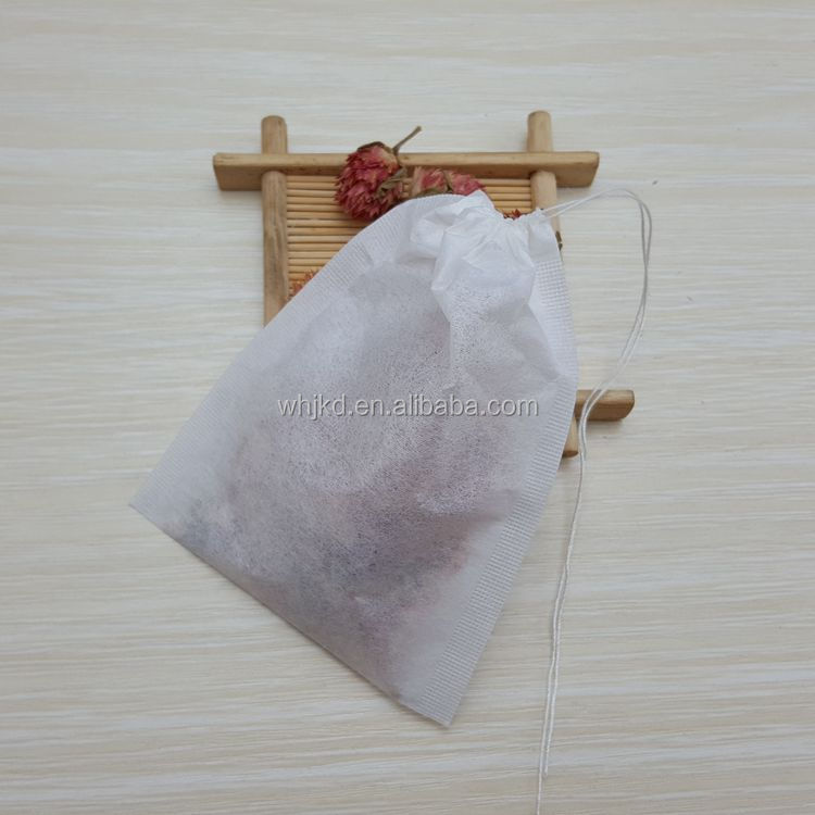 Factory directly wholesale empty tea sachet bag biodegradable tea bag