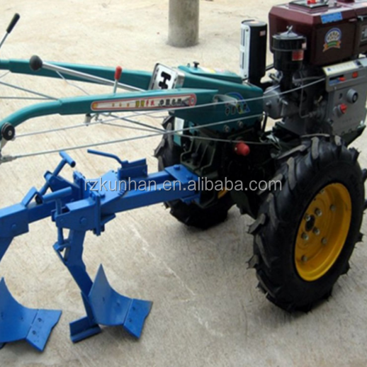 factory supply cheap price agricultural diesel engine 2 wheel walking tractor
