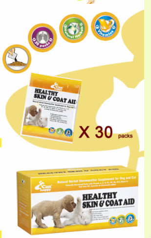 Natural Herbal Supplements for Pets