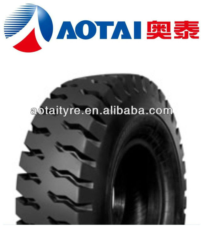 Bias nylon giant OTR tire 27.00-49 E4,E3 TL