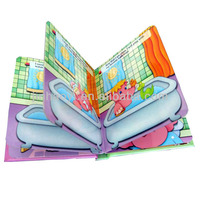 Printing wholesale English frozen coloring children's christmas books