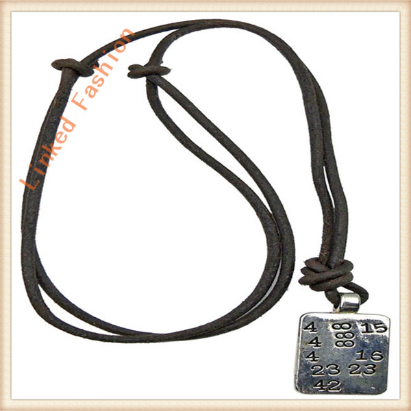 Genuine Woven Leather Necklace