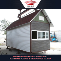Low Cost Prefab 1 Bedroom Manufactured Mobile Vacation Homes for Bahamas