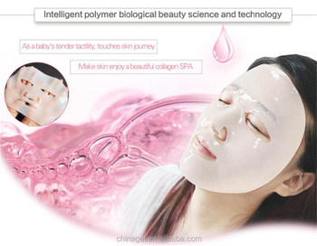collagen crystal face mask
