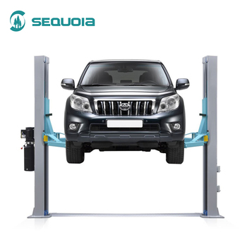 Portable Electric Garage Car 2 Post Lift Hl-2140 - Buy ...