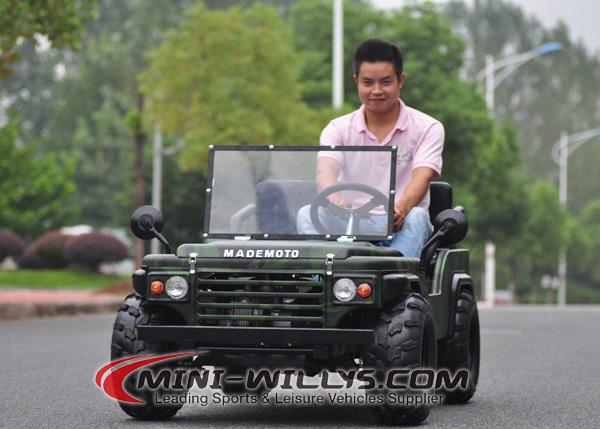 Mini Go Kart Willys 150cc Zongshen Engine Auto Clutch 3 Speed With Revers -  Buy New Mini Go Kart Willys,110cc/125cc/150cc Mini Go Kart Willys,4*4 Mini