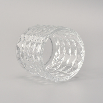 Wholesale Custom Glass Candle Holders