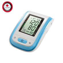 Assistenza Domiciliare medica Attrezzature Braccio Digital Blood Pressure <span class=keywords><strong>Monitor</strong></span>