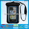 chongka design fashional waterproof phone bag for iphone5 with IPX8 certificate