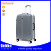 Suitcase Type and PC ABS Material lightweight traveler Rolling luggage travelmate luggage